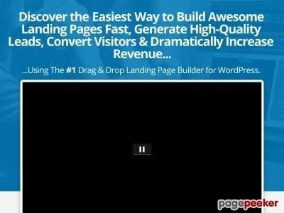 ProfitBuilder – The #1 Drag & Drop Marketing Page Builder for WordPress