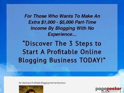 Blogging Guru Blueprint