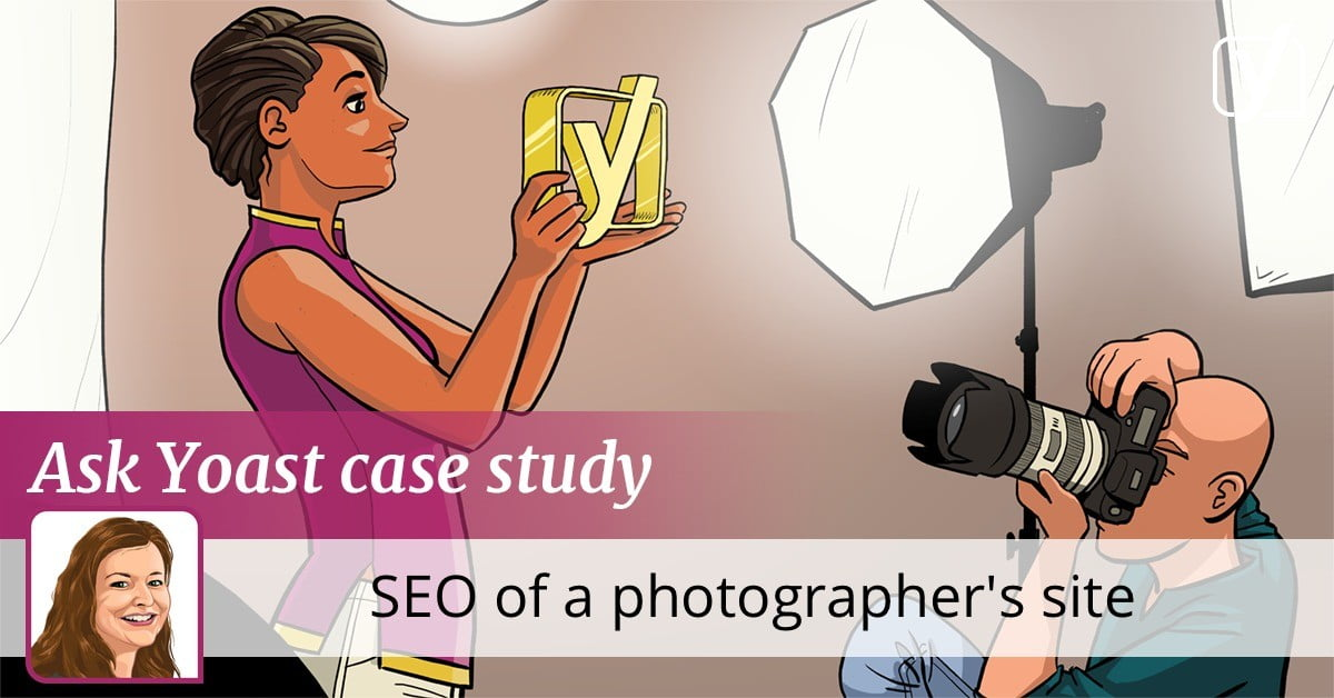 SEO of a photographer's site • Yoast