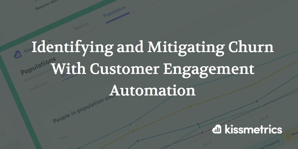 Identifying and mitigating churn cover image