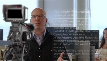 Nervous on Camera? Consider Using a Teleprompter for Your Next B2B Video