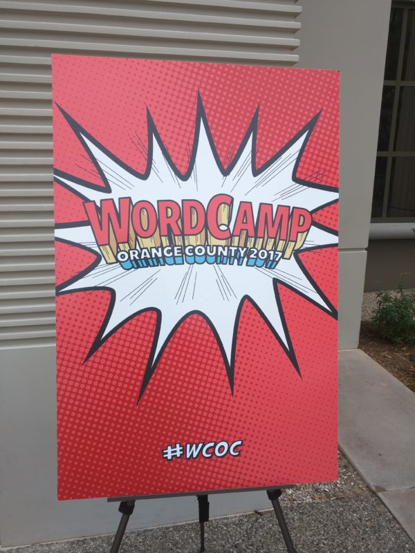 Post Event Report: WordCamp Orange County