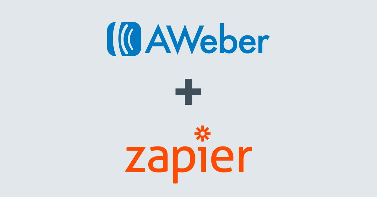Supercharge Your Facebook Lead Ads with Zapier and AWeber