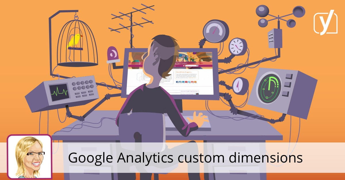 Google Analytics custom dimensions • Yoast