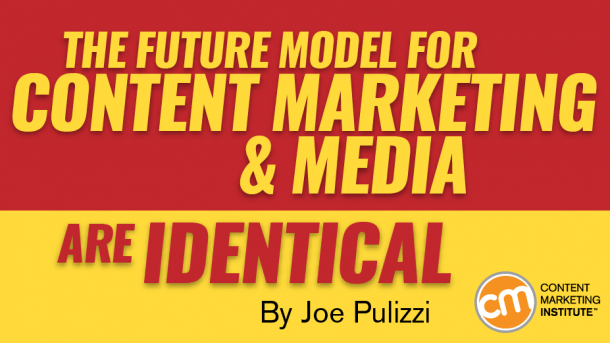 future model content marketing media identical