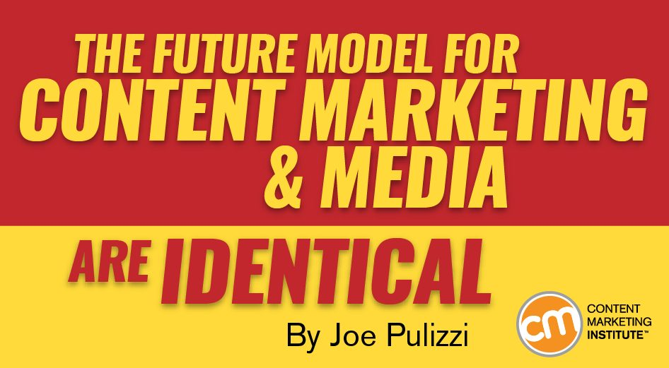 future model content marketing media identical