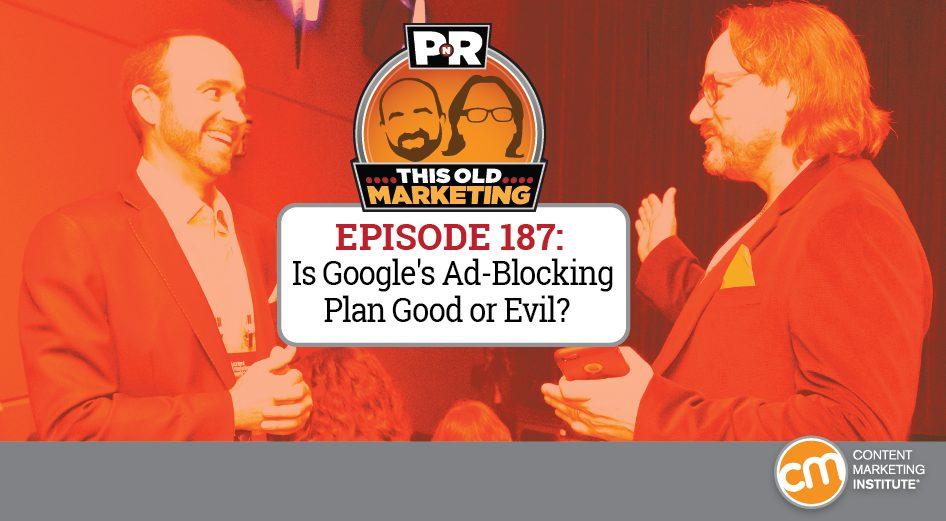 google ad blocking good or evil