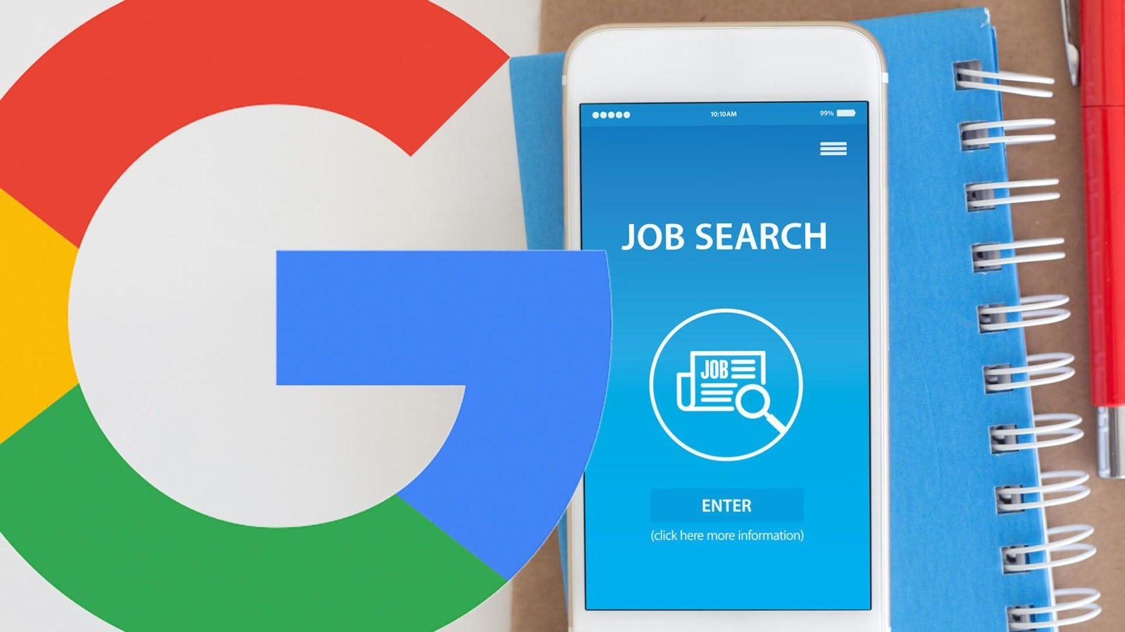 Google's job listings search is now open to all job search sites & developers