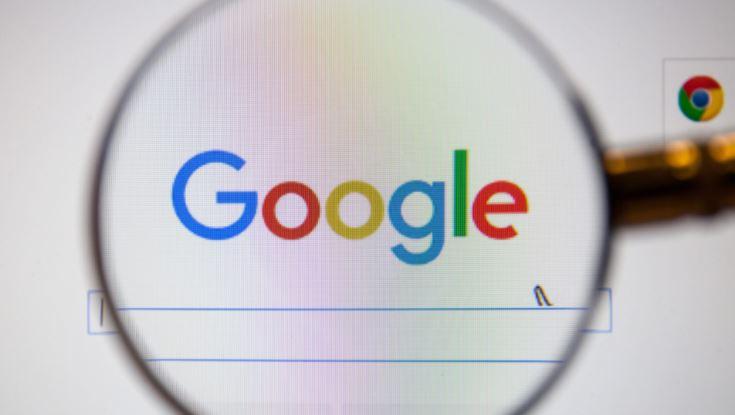 google personal tab