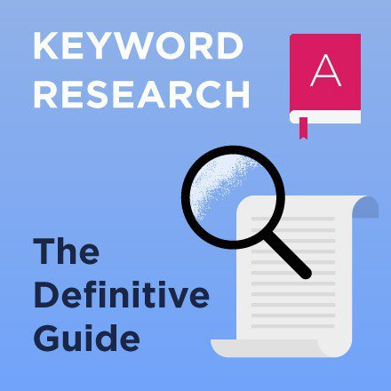 keyword research cover