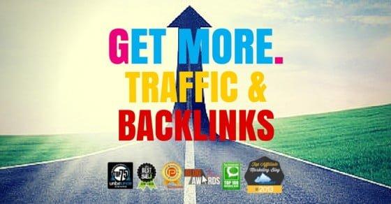 more traffic backlinks