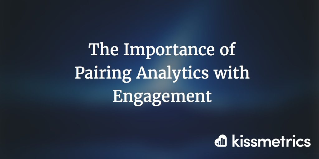 pair analytics with engagement cover image