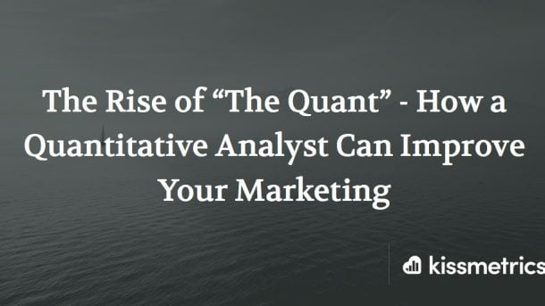 rise of the quant cover image