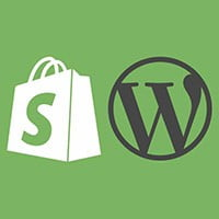shopify wordpress sudfolder subdirectory