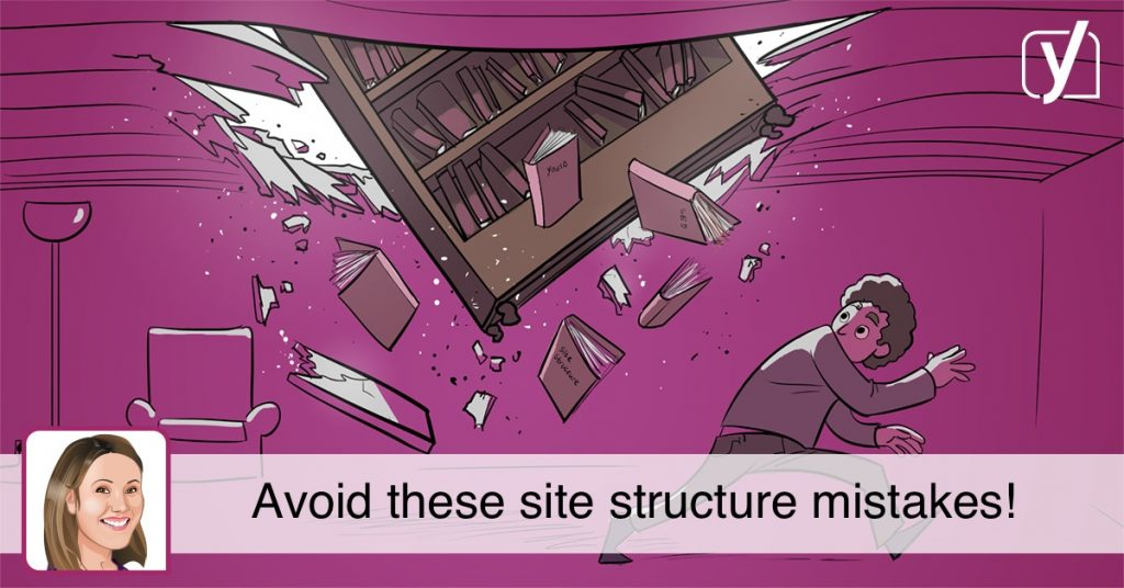 site structure mistakes
