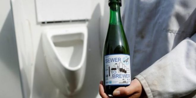 Europeans Using Solar Power To Transform Urine Into Beer