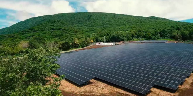 Tesla Runs Tau In American Samoa Island On Solar Power