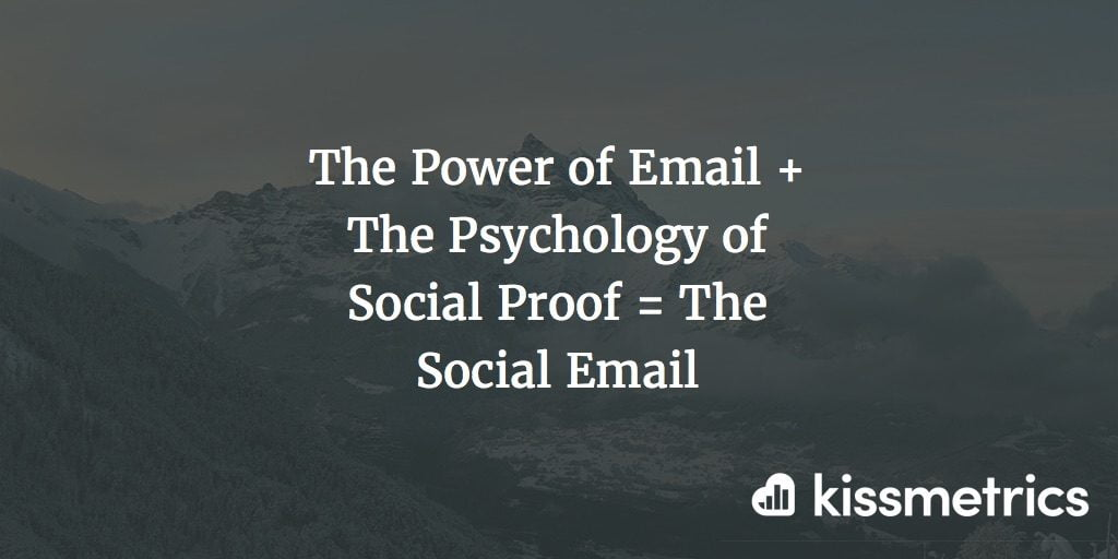 the social email cover image