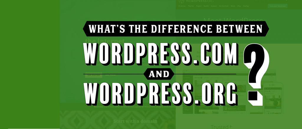 what is the difference between wordpress com and wordpress org