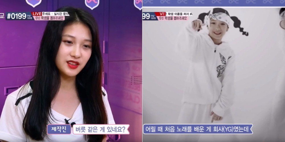 Former YG trainee Lee Seo Yeon on 'Idol School' says the 'YG style' in her causes concerns
