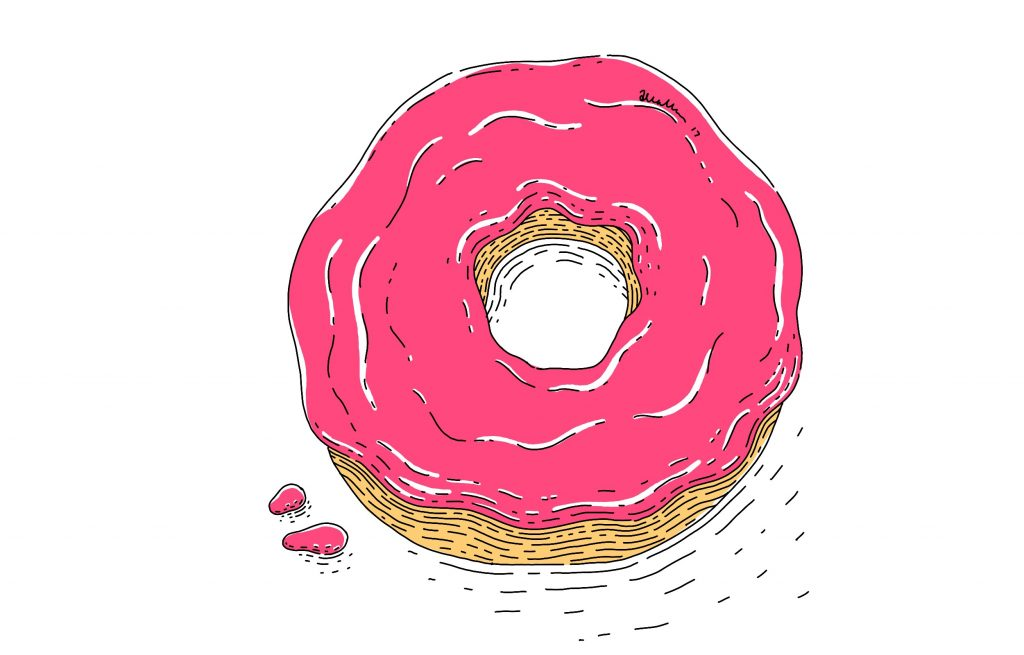 Cocaine Donut