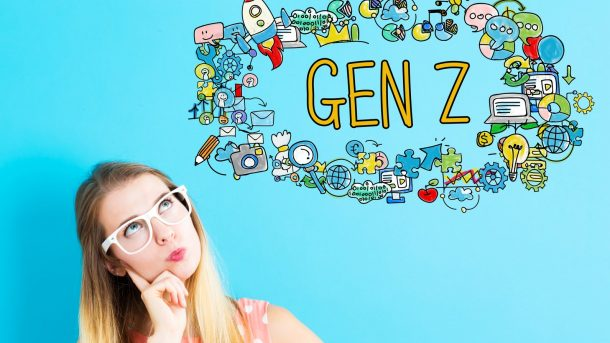 Gen Z concept