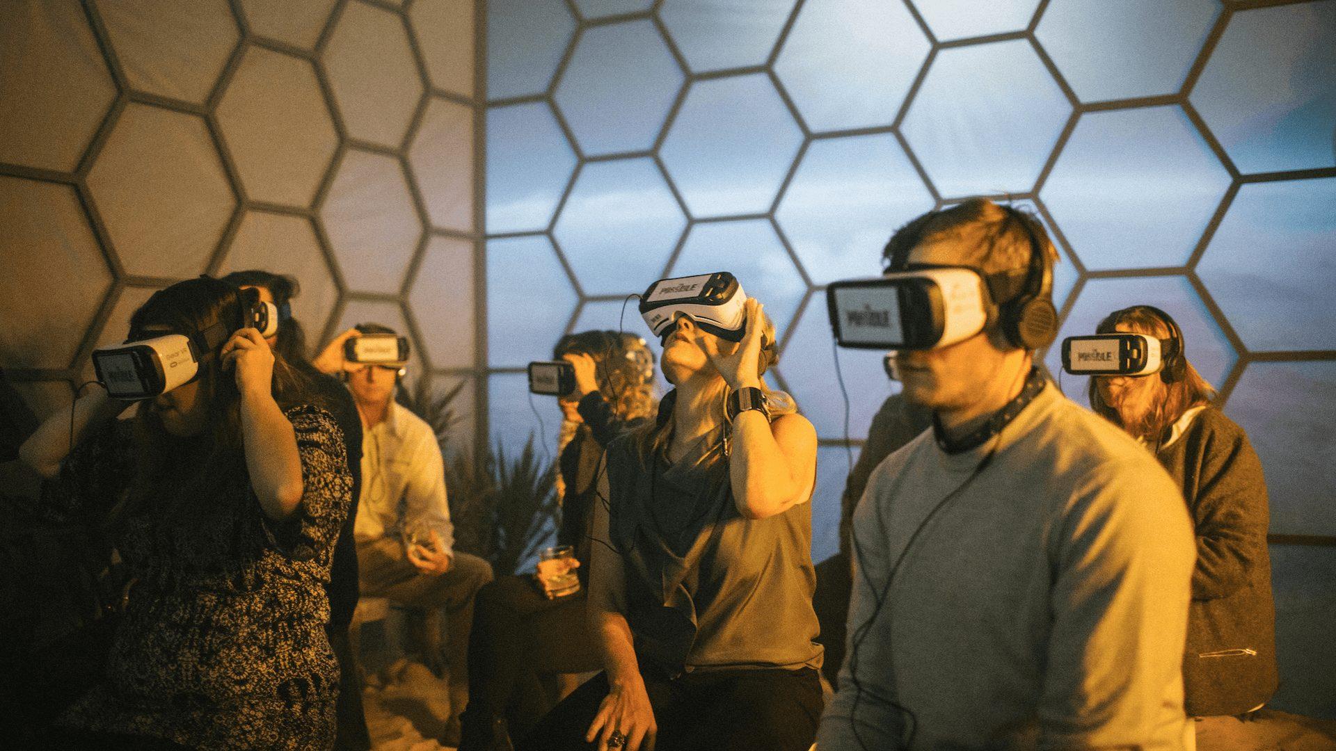 Group VR WeLens