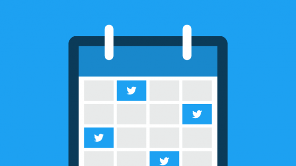 How to Schedule Tweets 1