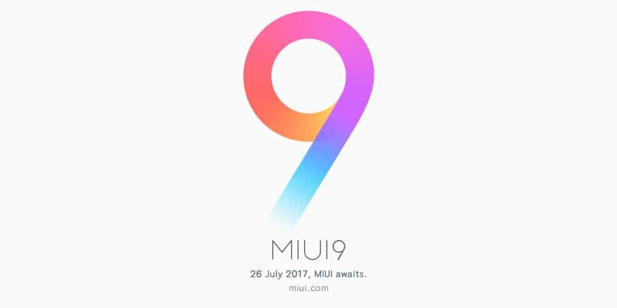 MIUI 9 launch confirmation 1