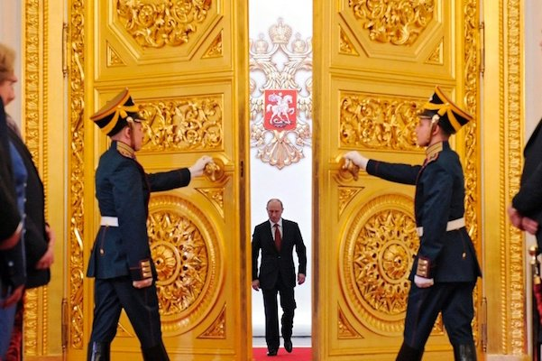 Putin Russia Throes of Change