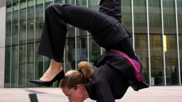 agile businesswoman 1