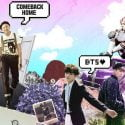 BTS' remake of Seo Taiji's 'Come Back Home' finally released!