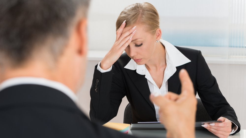 Don't Be a Bully Boss! 10 Signs It Could Be Happening to You