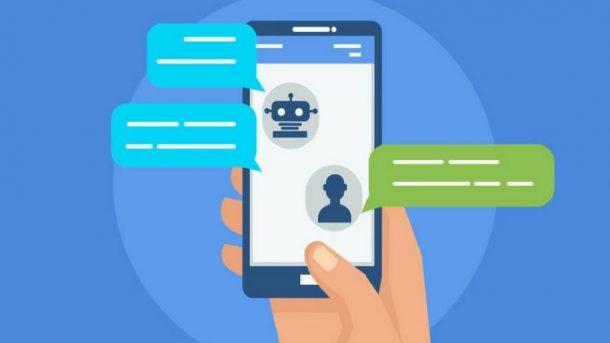 chat robot header