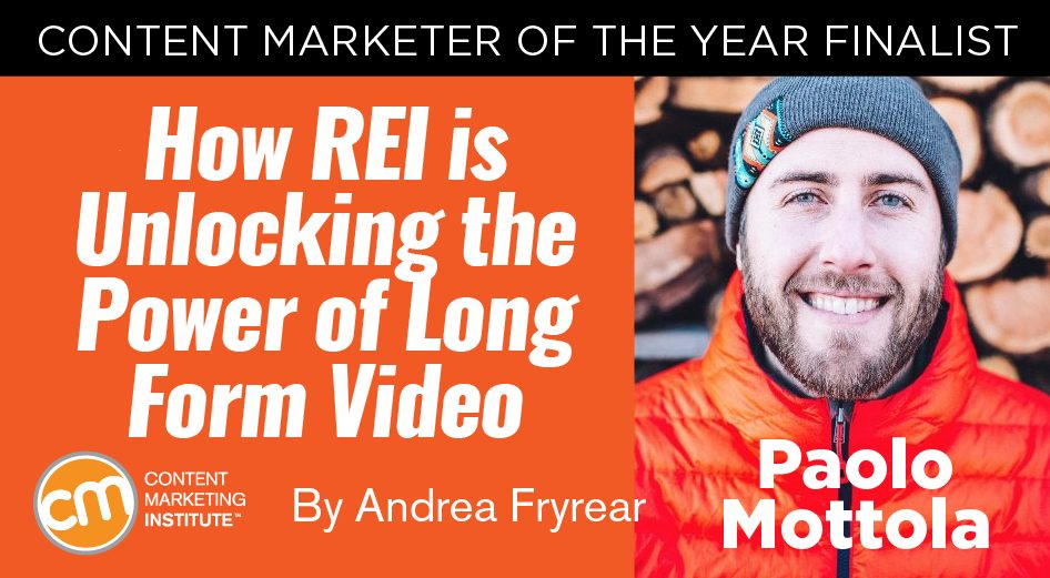 content marketing year finalist rei paolo mottola