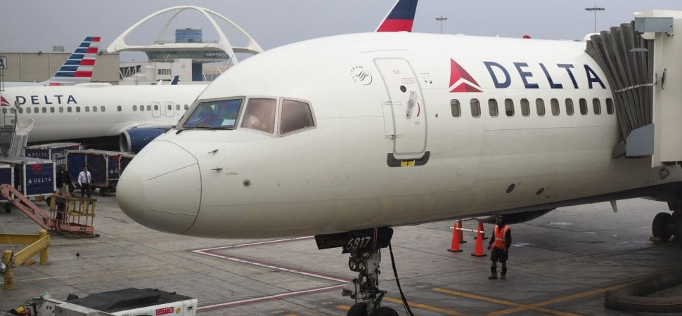 These Delta Passengers Had Their Inflight Experience Severely Dampened In A Way They Didn't Expect
