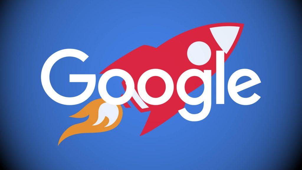 google amp speed rocket launch ss 1920