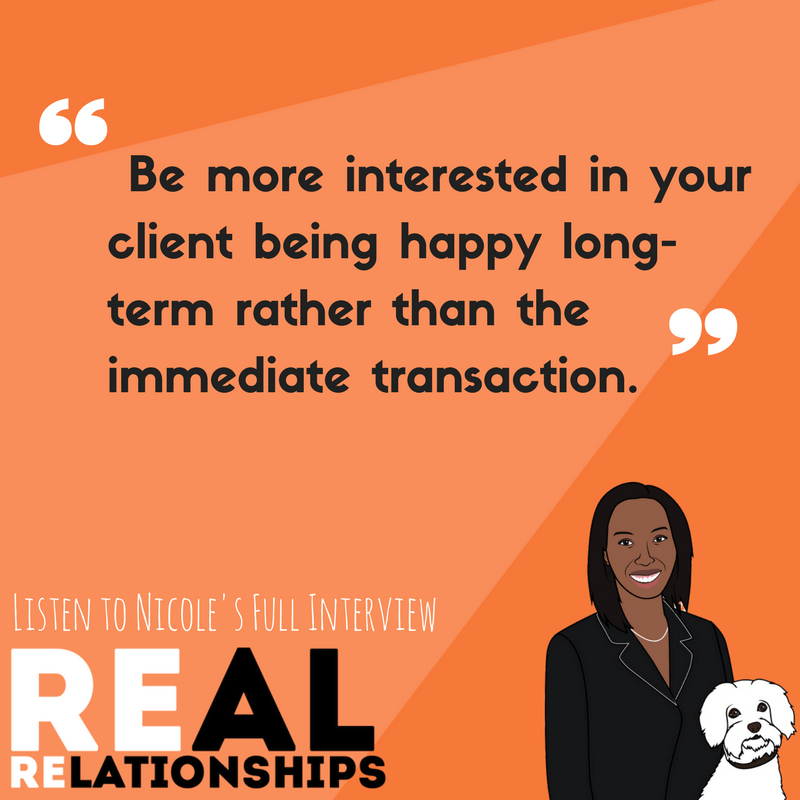 The Power of Relationships for More Business and Referrals, with Nikki Beauchamp [Podcast]