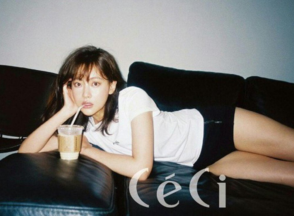 Oh Yeon Seo flaunts her playful charm in 'CeCi'