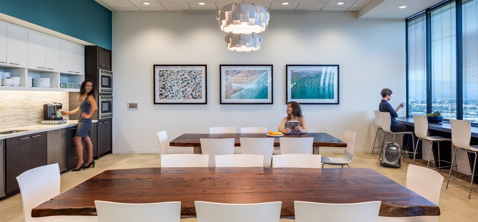 8 Crucial Things You Can Learn About a Company From Its Office Design