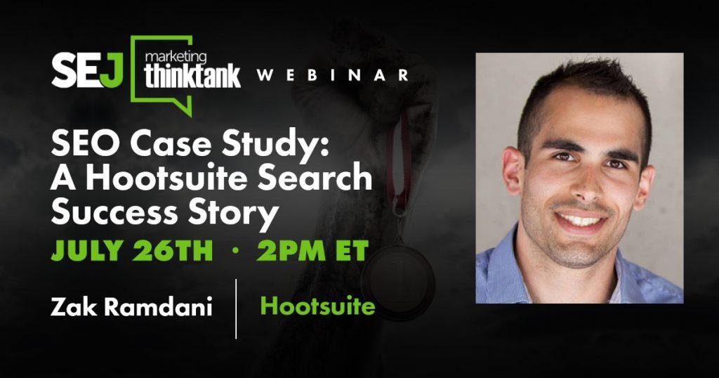 seo case study a hootsuite success story