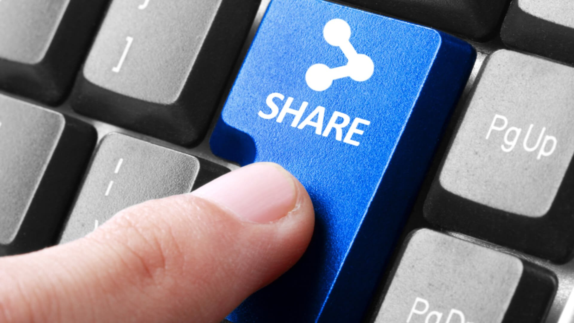 share sharing social media keyboard ss 1920