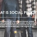 Social Proof In Marketing: An Introduction
