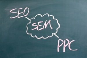 SEO vs. PPC. In search marketing, it shouldn't be an either-or strategy