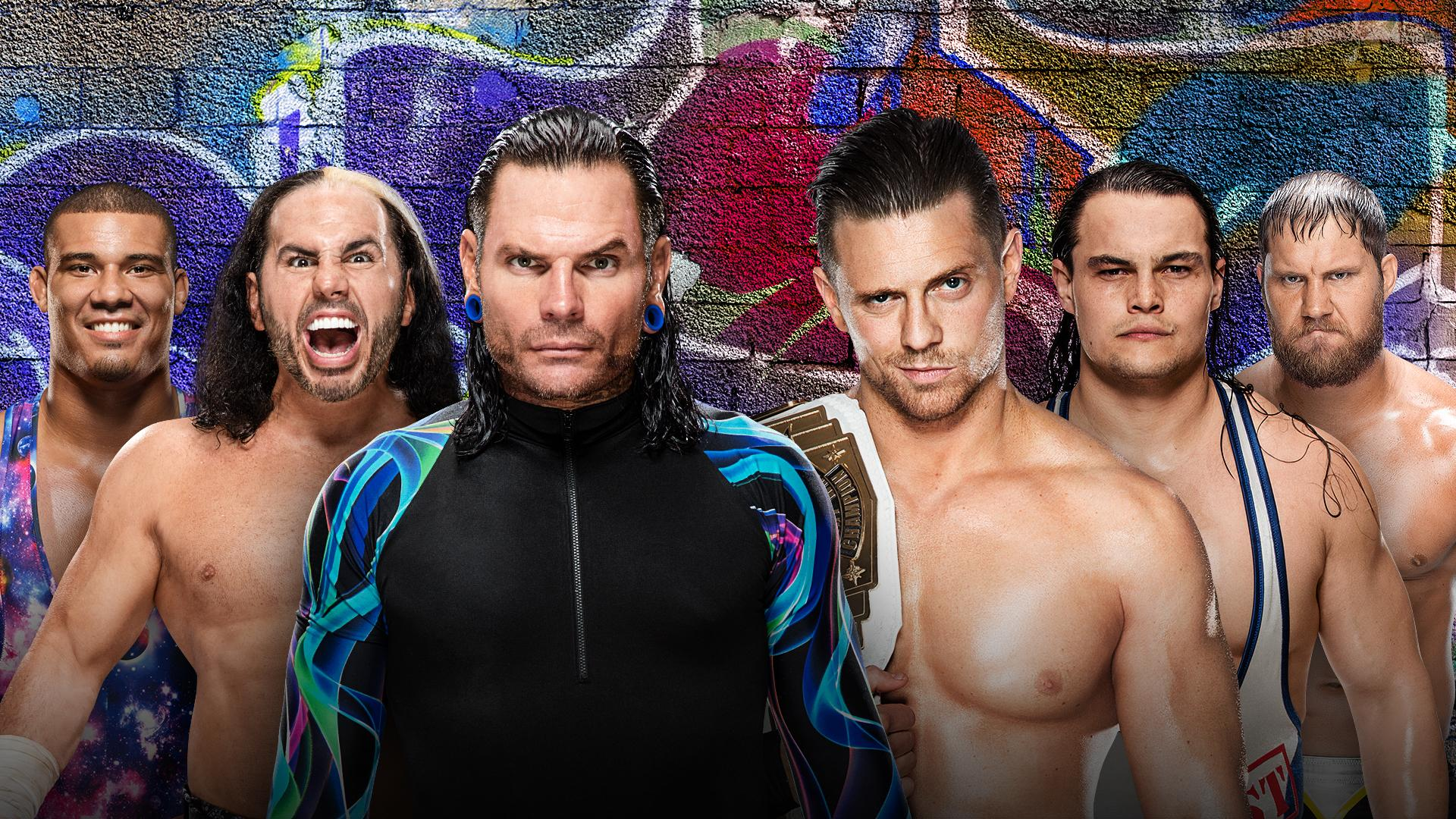 The Miz And The Hardy Boyz Get Disrespected WWE SummerSlam Kickoff Match With Empty Arena