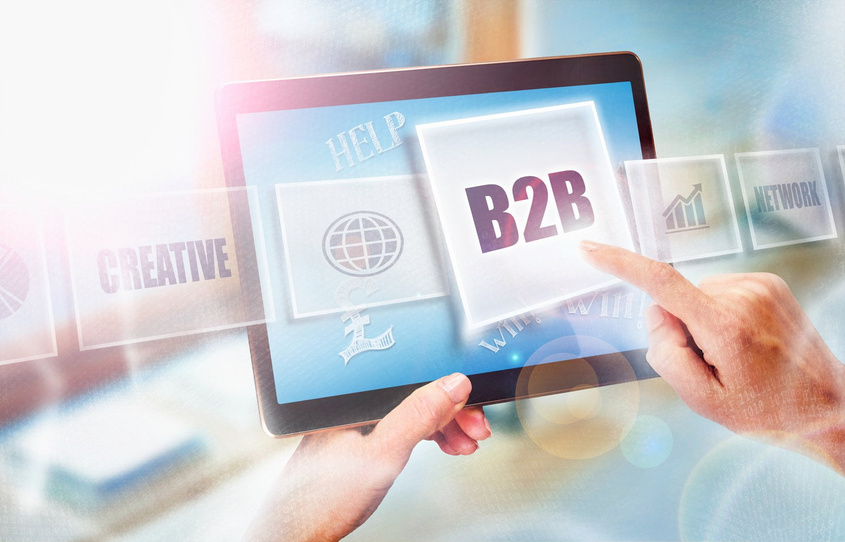 These Are the Digital Marketing Tactics That Will Get You Those Valuable B2B Leads