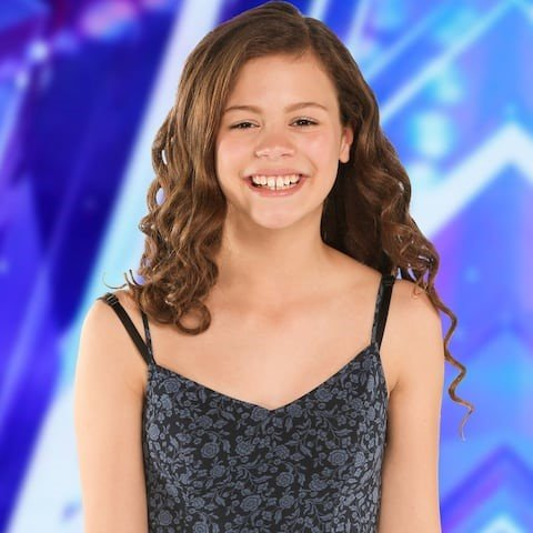 Angelina Green Sings Emotional Cover Of Sara Bareilles' 'Gravity' On America's Got Talent