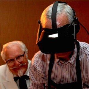 "KFC Is Using Virtual Reality to Train Its Cooks ""The Hard Way"""