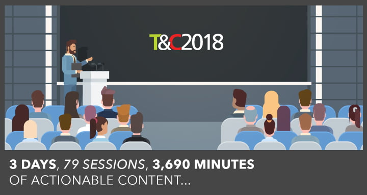 Traffic & Conversion Summit By The Numbers