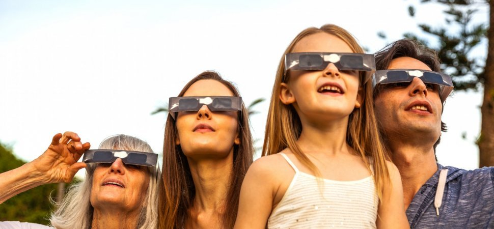The Eclipse of 2017 in Numbers, Winners and Losers
